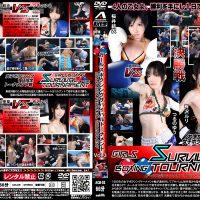 AGB-03 Girl's Boxing Survival Tournament Vol.3 Yuu Tsuruno, Yui Sakurai, Rina Ishikawa, Ruri Arisawa