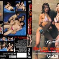 JS-02 Girl Oil Wrestling Made in Japan Vol. 2