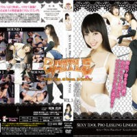 PXLL-03 Sexy idol pro-lestring lingerie style Vol.3