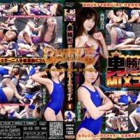 BODM-06 Man Wins: Domination Mix Fight 6 Mitsuki Nishimine, Satomi Honda