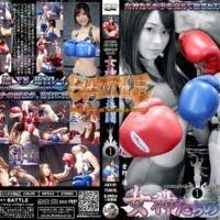ABX-01 Goddess fight 1 Haruka Kurano, Rei Hanamiya