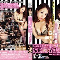 PWXS-03 WRESTLE SEXY STARS II Ai Morisaki, Makoto Yazaki