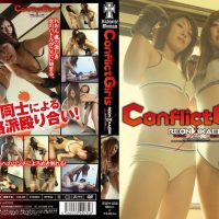 SWH-006 Conflict Girls Hayasaki Reon, Kanno Momiji