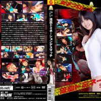 JOVD-17 Bloodshed and Bondage in a Pro Wrestling Death Match Unlike Anything You've Ever Seen! Nami Shinohara, Kotomi Asakura